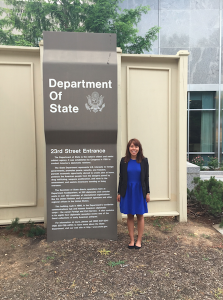 Jessica Hernandez, U.S. Dept. of State